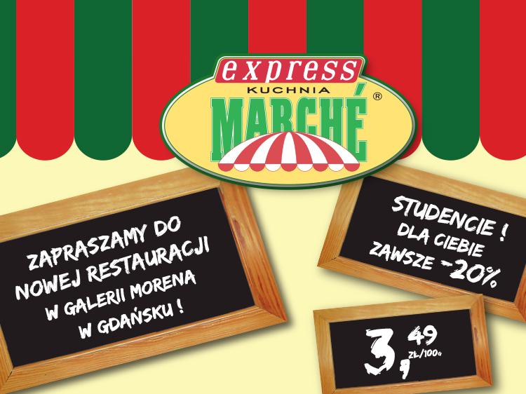 Express Kuchnia Marché Już Otwarte