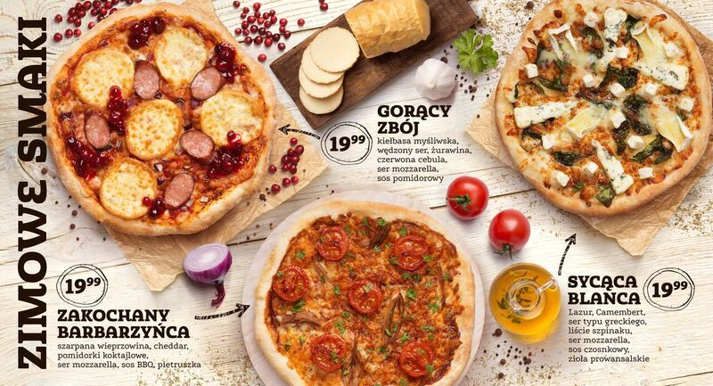 Top in Town Pizza offers a variety of pizza and curry's, including some specialty pizza's like, Butter Chicken, and Tandoori Chicken.
